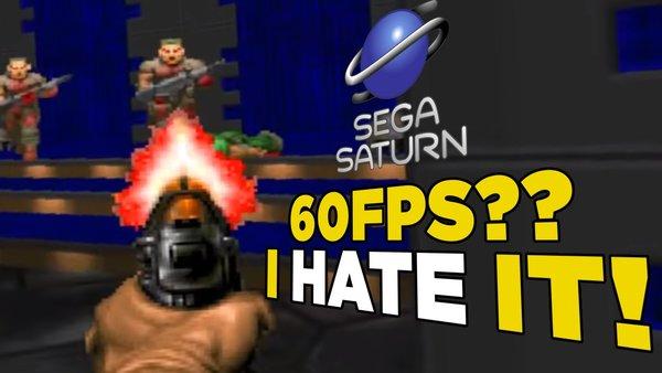 Doom Sega Satrun