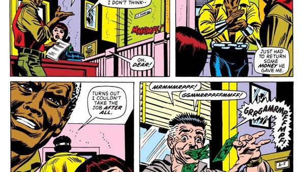 Spider-Man J. Jonah Jameson