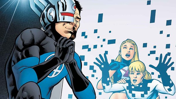 Reed Richards The Maker