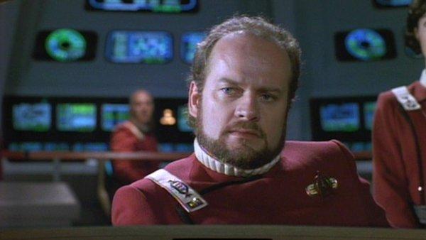 Star Trek Morgan Bateson