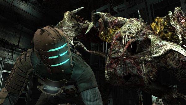 Dead Space Necromorph