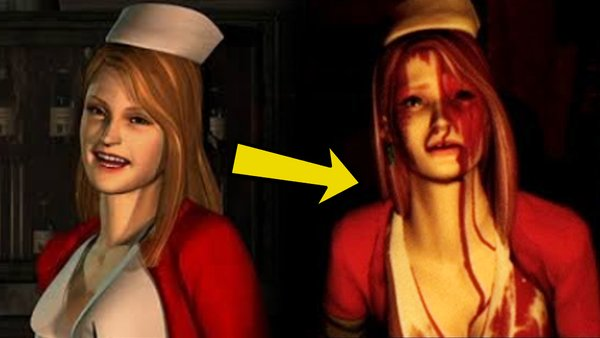 Silent Hill Lisa Garland