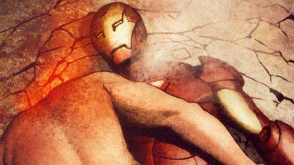 Iron Man Mallen