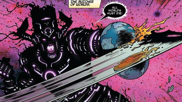 All-Black Necrosword Galactus