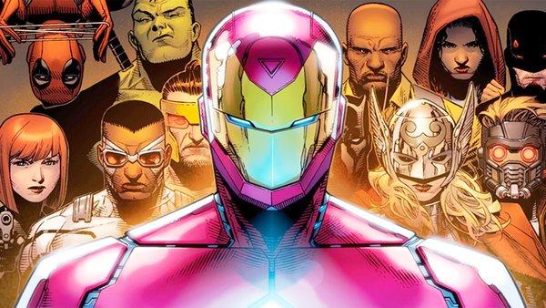 Iron Man Civil War 2