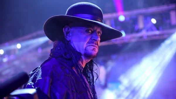 The Undertaker Joe Rogan