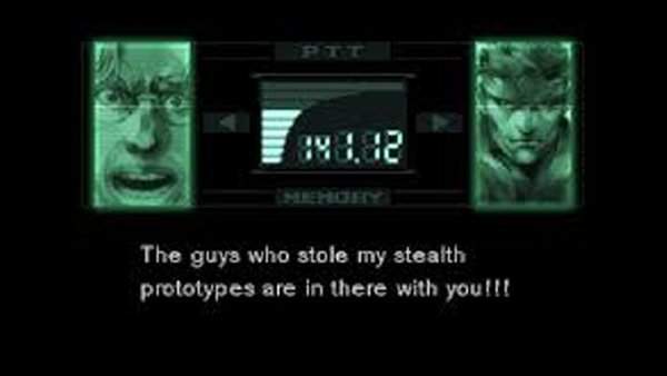 Metal Gear Solid 3 The Sorrow