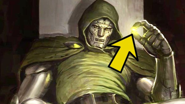 Doctor Doom Infinity Stones