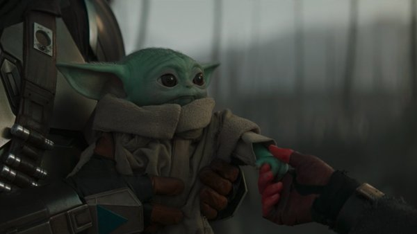 The Mandalorian Grogu