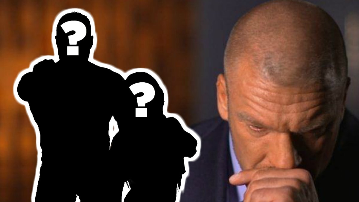 Triple H Thought This WWE Pair Were A Real-Life Couple!