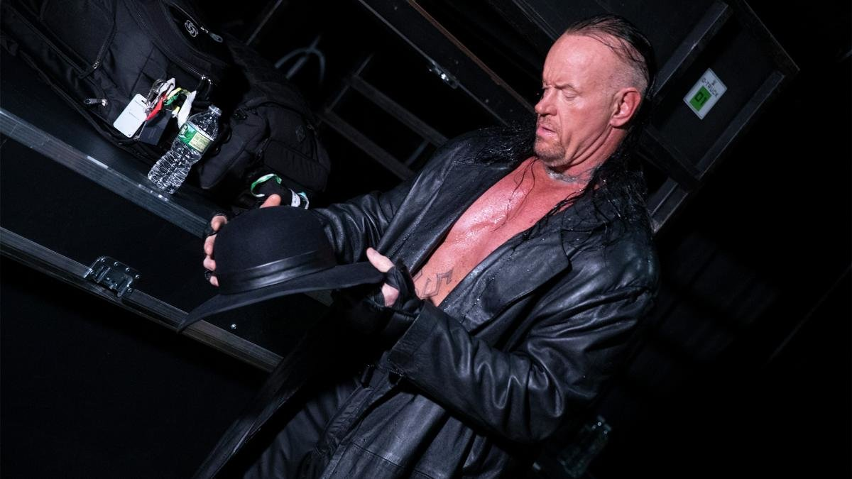 The Undertaker Doesn't Even Know What He's Doing At WWE Survivor Series 2020  Tonight!