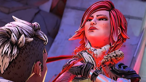 Borderlands 3 Lillith snuffs it