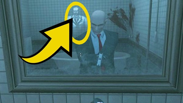 Hitman contracts ghost