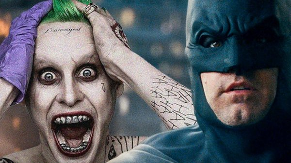 Batman Joker Snyder Cut