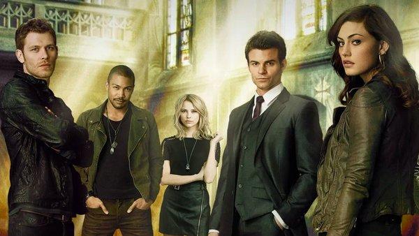 The Originals Freya