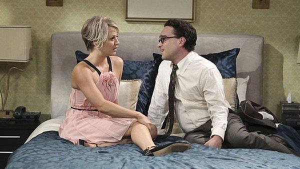 Leonard Penny Big Bang Theory