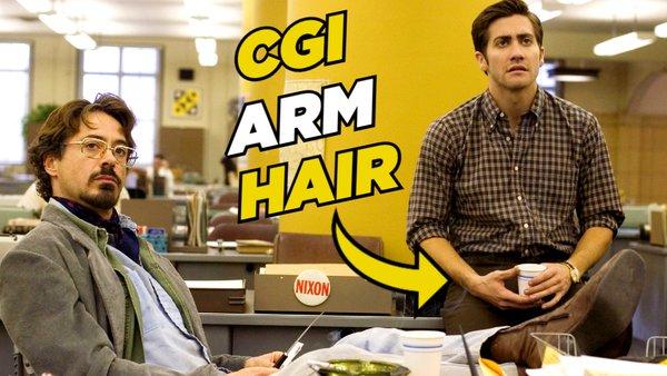 Zodiac CGI Hair