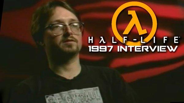 Half Life Interview 1997