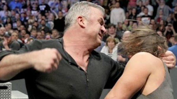 Shane McMahon AJ Styles