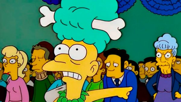 The Simpsons Sideshow Mel