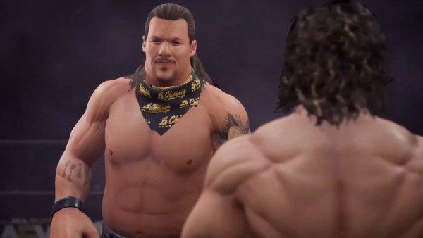 AEW Games Chris Jericho
