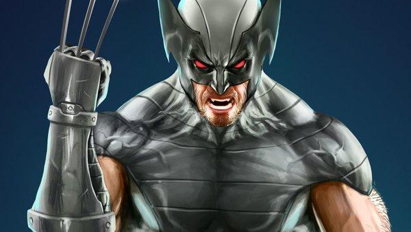 Wolverine X-Force Puzzle Quest