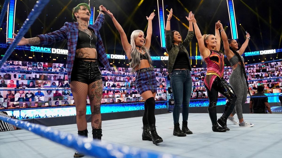 WWE Finalises Survivor Series 2020 Card On SmackDown