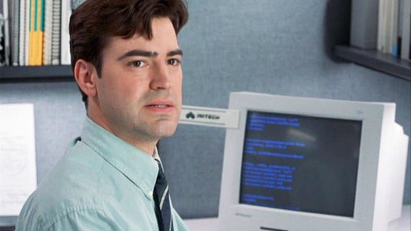 Office Space Peter