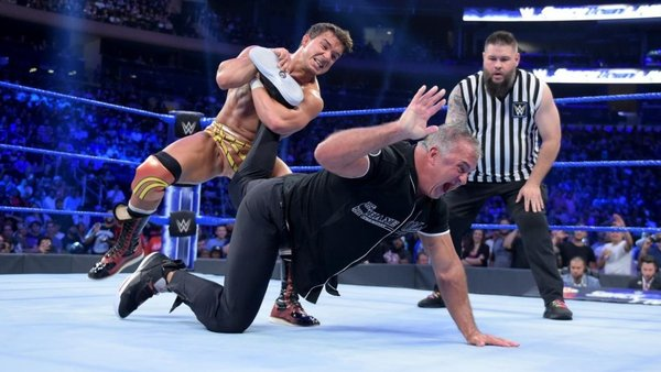 Chad Gable Shane McMahon