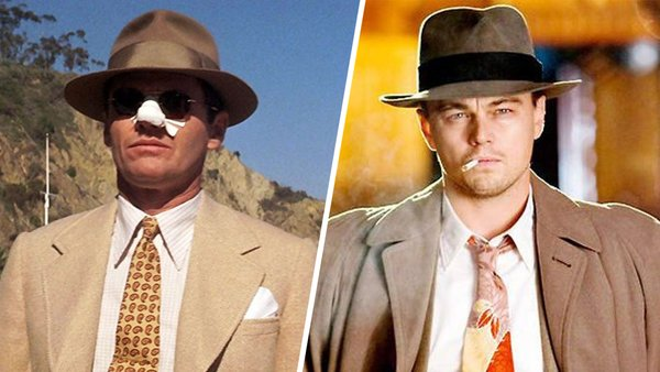 Chinatown Dicaprio Jake Gittes