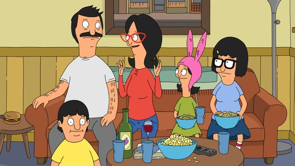 Bobs Burgers Family
