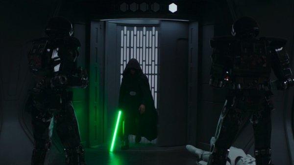 The Mandalorian Chapter 16 Luke Skywalker