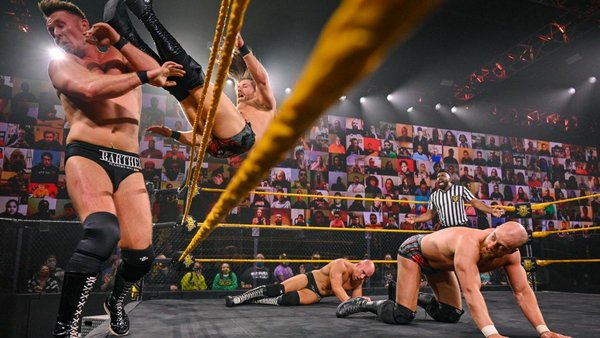 7 Ups And 2 Downs From WWE NXT (Dec 2) – Page 7
