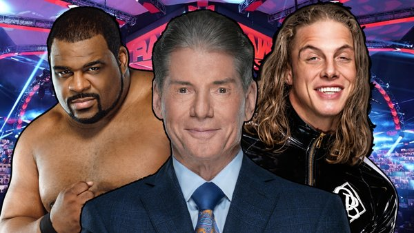 Vince McMahon Keith Lee Riddle