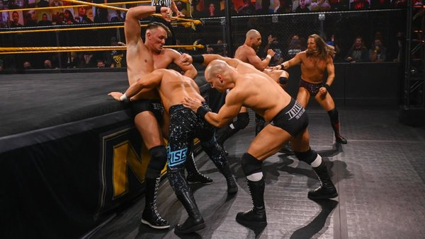 7 Ups & 1 Down For WWE NXT (Dec 9) – Page 5