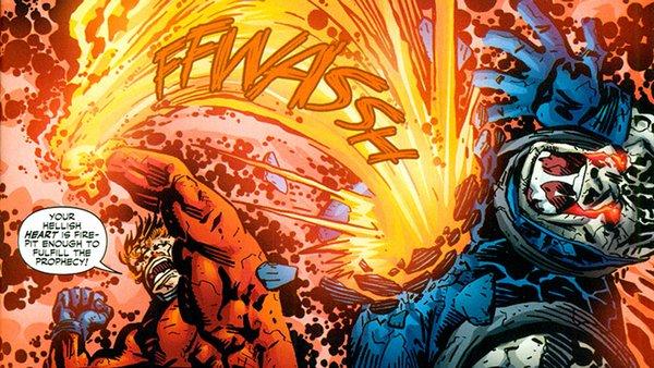 Darkseid Superman