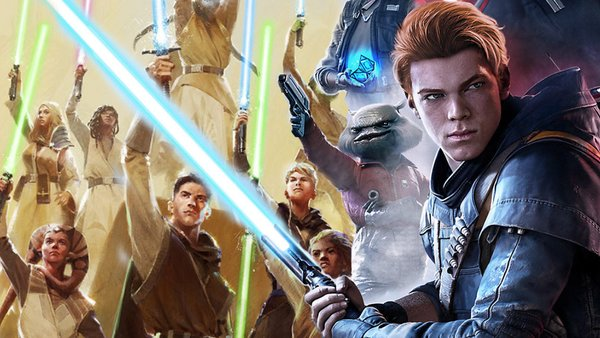 Star Wars Jedi Fallen Order High Republic
