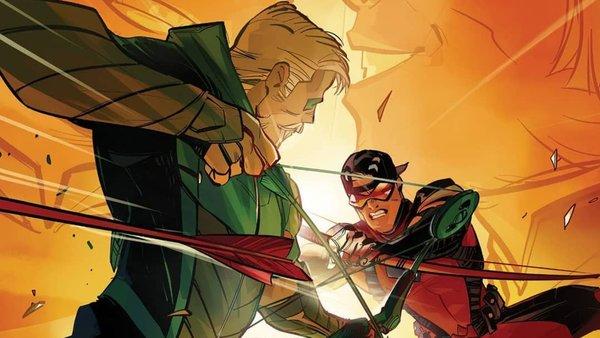 Green Arrow Roy Harper