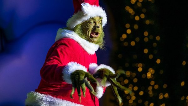The Grinch Universal Orlando Resort Christmas