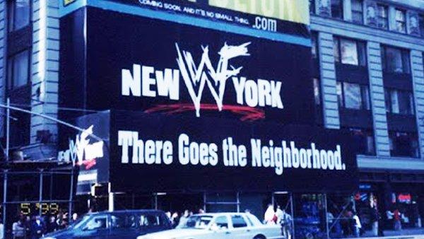 WWF New York 2001