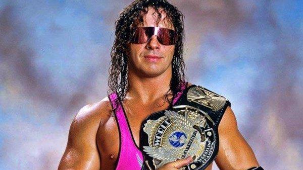 Bret Hart WWF Champion