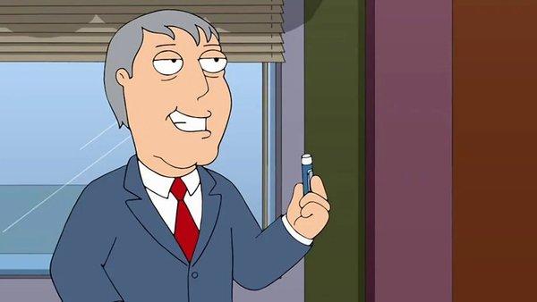 Family Guy Adam West