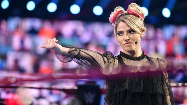 Alexa Bliss WWE Raw