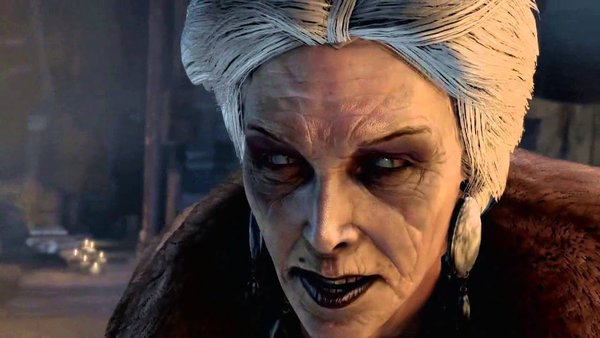 Granny Rags Dishonored