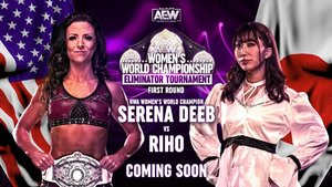 Riho's AEW Return Confirmed, Faces Serena Deeb In Eliminator Tournament
