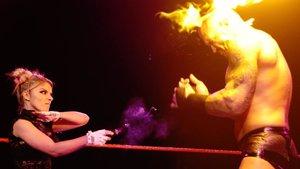 New Backstage Details On Alexa Bliss' WWE Raw Fireball