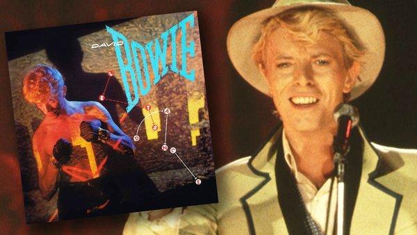 Lets Dance Bowie