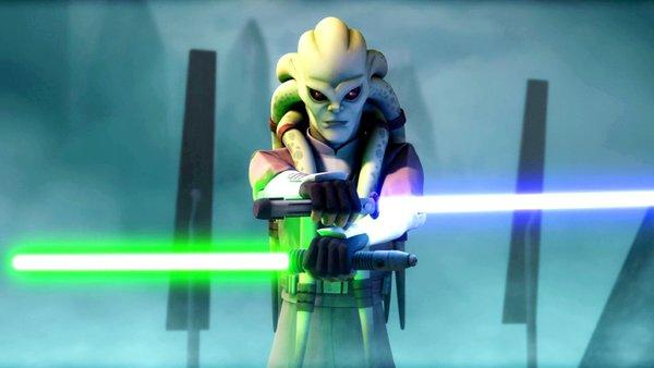 Star Wars The Clone Wars Kit Fisto