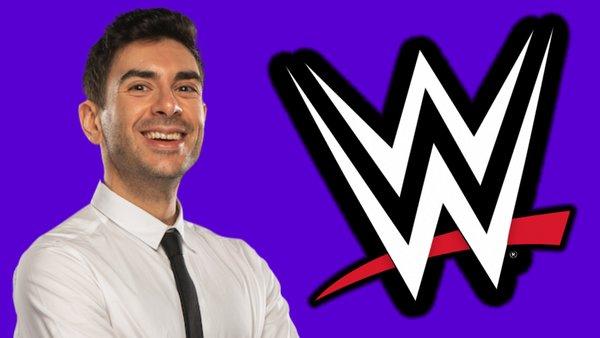 Tony Khan WWE