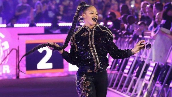Bianca Belair Royal Rumble